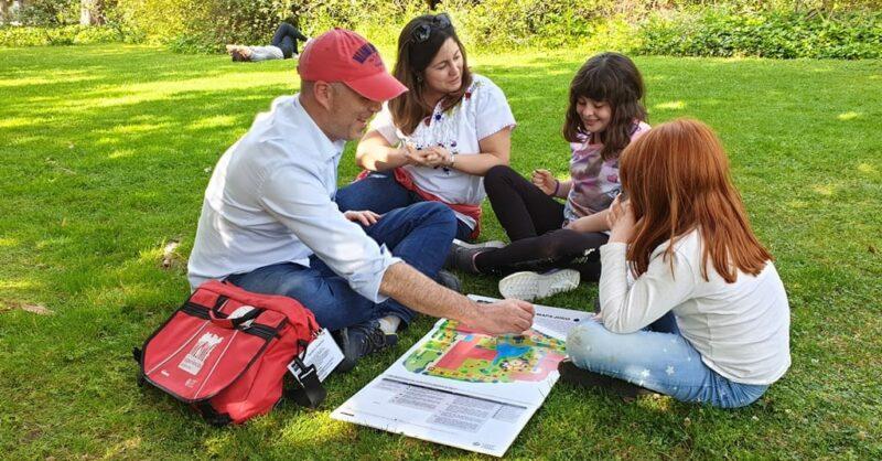 Jardim Gulbenkian: venham fazer experiências no paraíso!