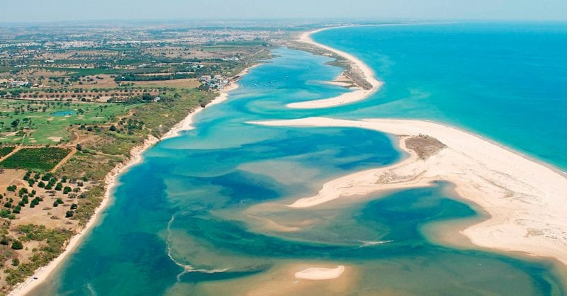 Parque Natural da Ria Formosa: um local único!