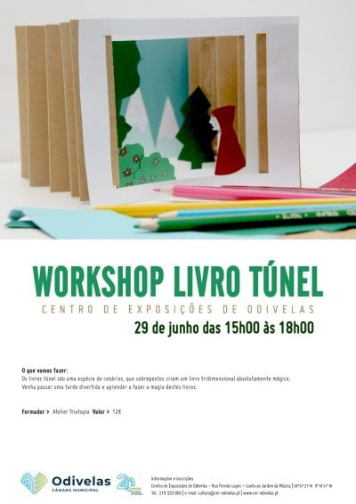 Workshop Livro Túnel
