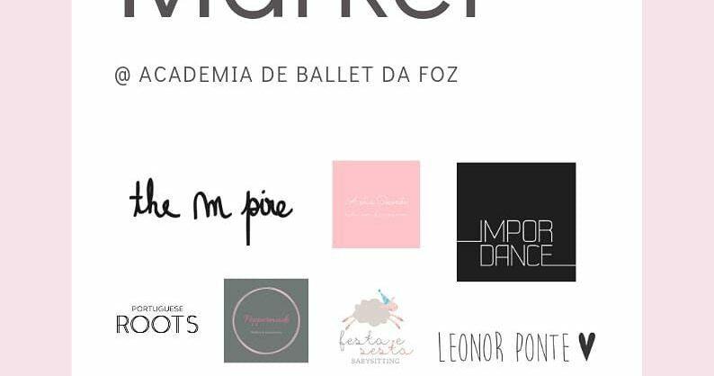 A 1ª edição do Ballet Market está a chegar!