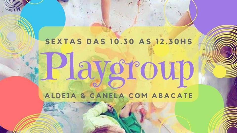 Playgroup do Aldeia