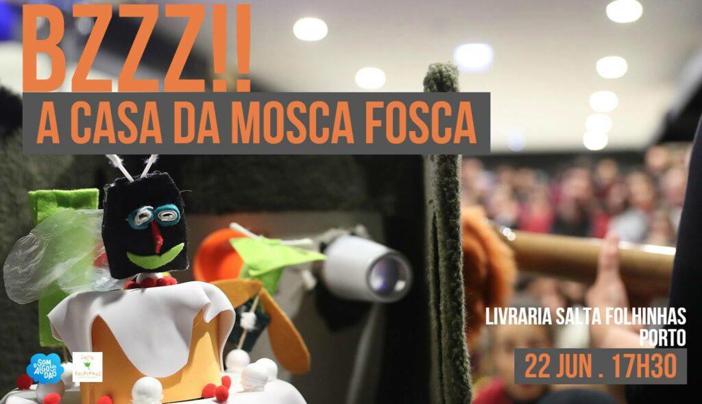 BZZZ!!! A Casa da Mosca Fosca!