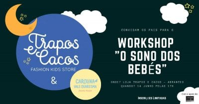 "Workshop ""O Sono dos Bebés"""