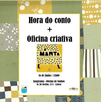 Hora do conto + Oficina criativa