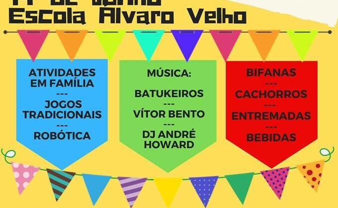 III Arraial 2019 – Agrupamento Álvaro Velho