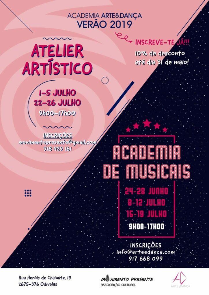 Atelier Artístico 2019