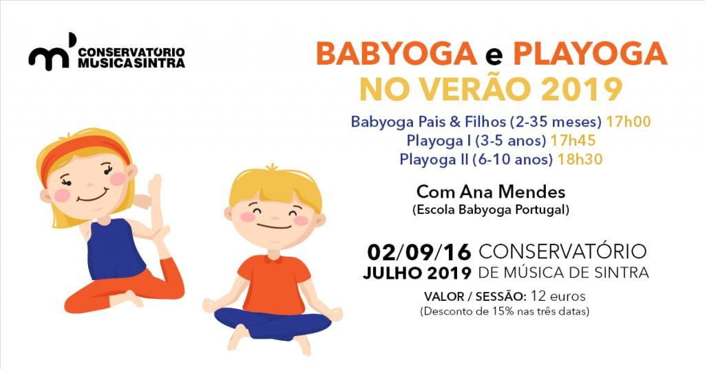 Workshops de Babyoga e Playoga