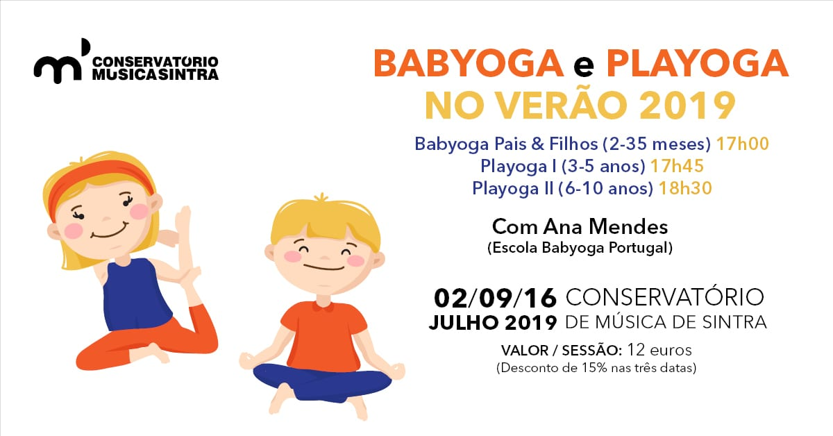 Workshops de Babyoga e Playoga
