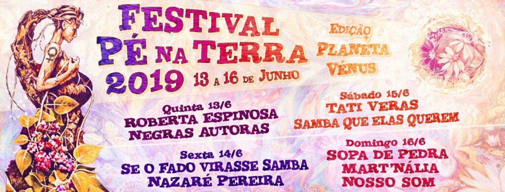 Festival Pés na Terra