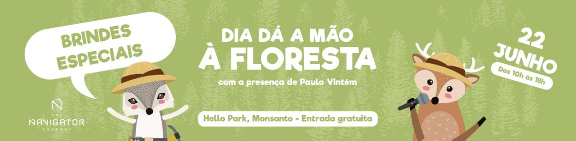 Dá a Mão à Floresta Top Banner Homepage