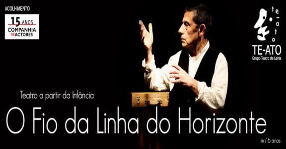 O Fio da Linha do Horizonte – Teatro Infantil | Acolhimento CDA
