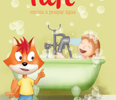 Pafi ensina a poupar água