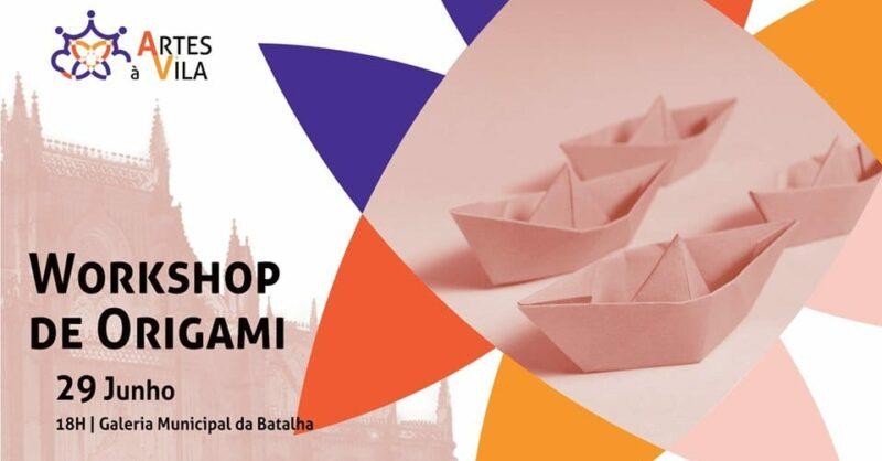 Workshop de Origami | Festival Artes à Vila