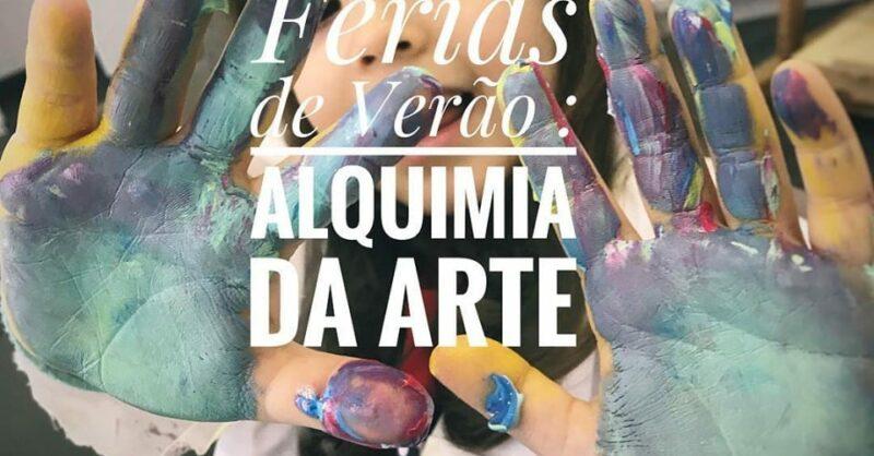 Alquimia das Artes