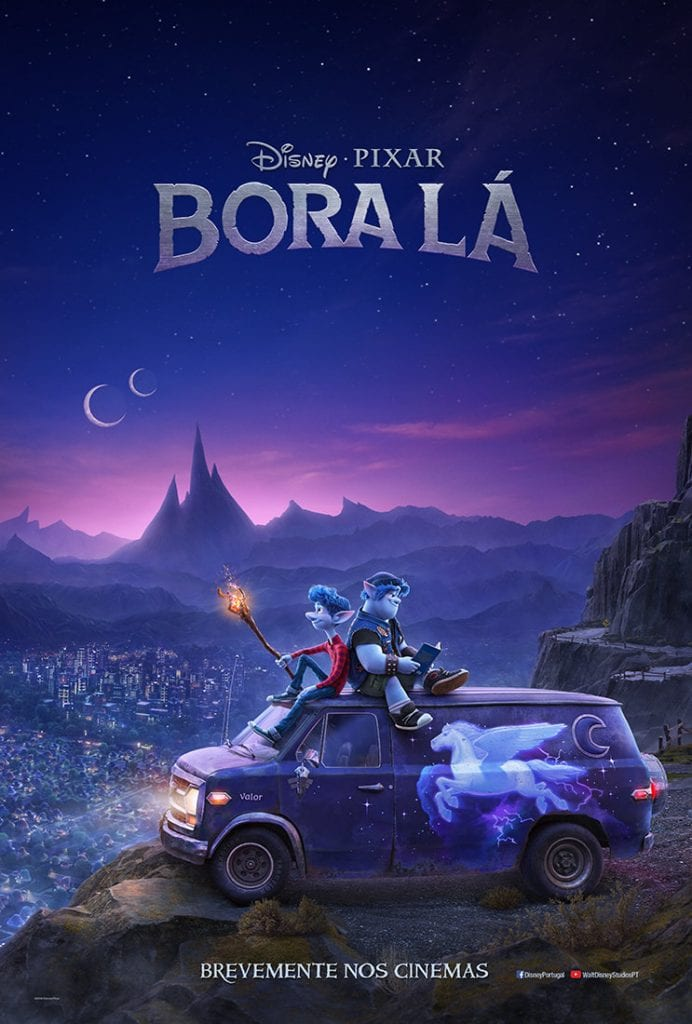 """filme """"bora lá"""" poster"""