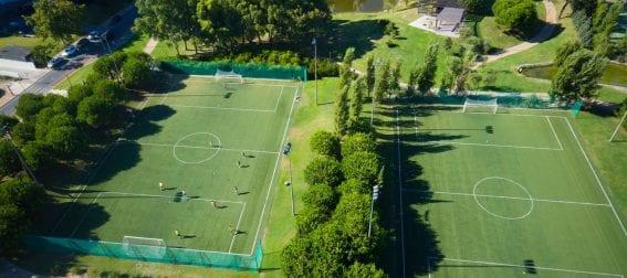 campos desportivos troia