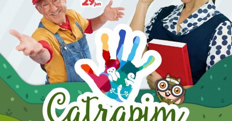 3ª Edição do Catrapim – Festival de Artes para Crianças
