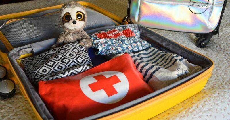 fazer malas para crianças