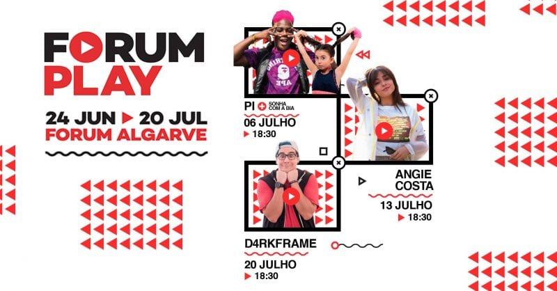 Forum Play no Forum Algarve