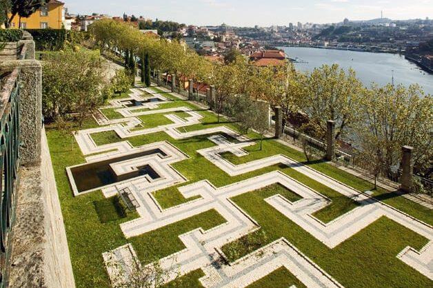 Jardins do Palácio de Cristal: uma das melhores vistas do Porto