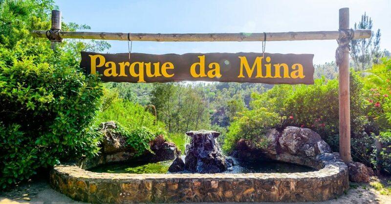 parque da mina capa