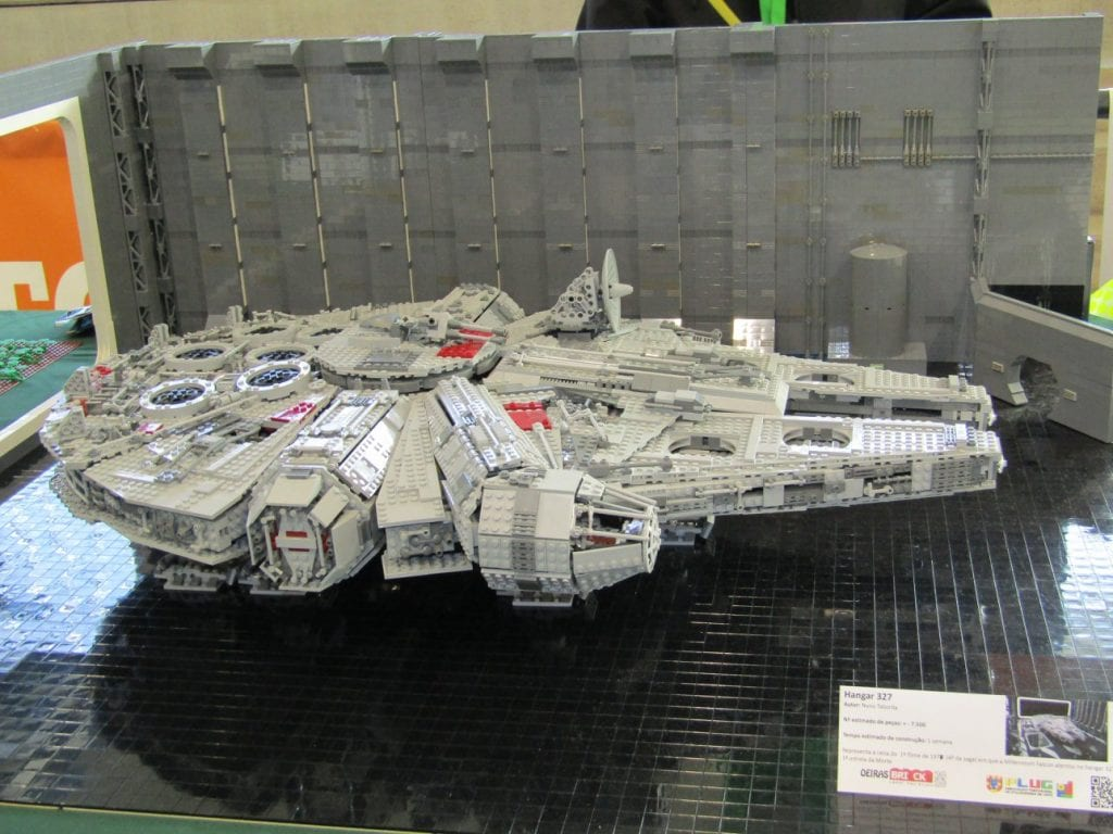 Oeiras BRInCKa LEGO®️ - Star Wars