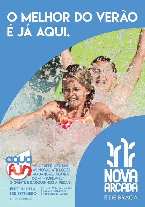 Aqua Fun Nova Arcada