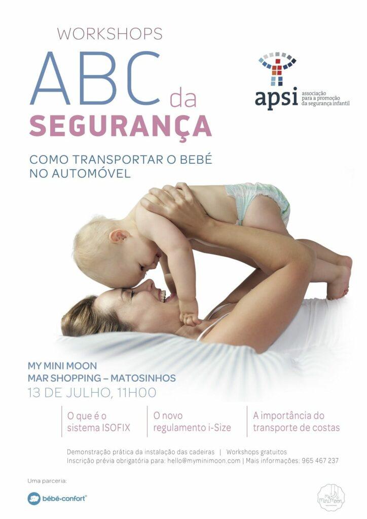 Workshop ABC da Segurança em Matosinhos