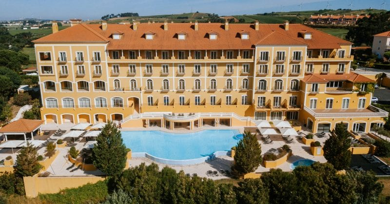 Dolce CampoReal hotel