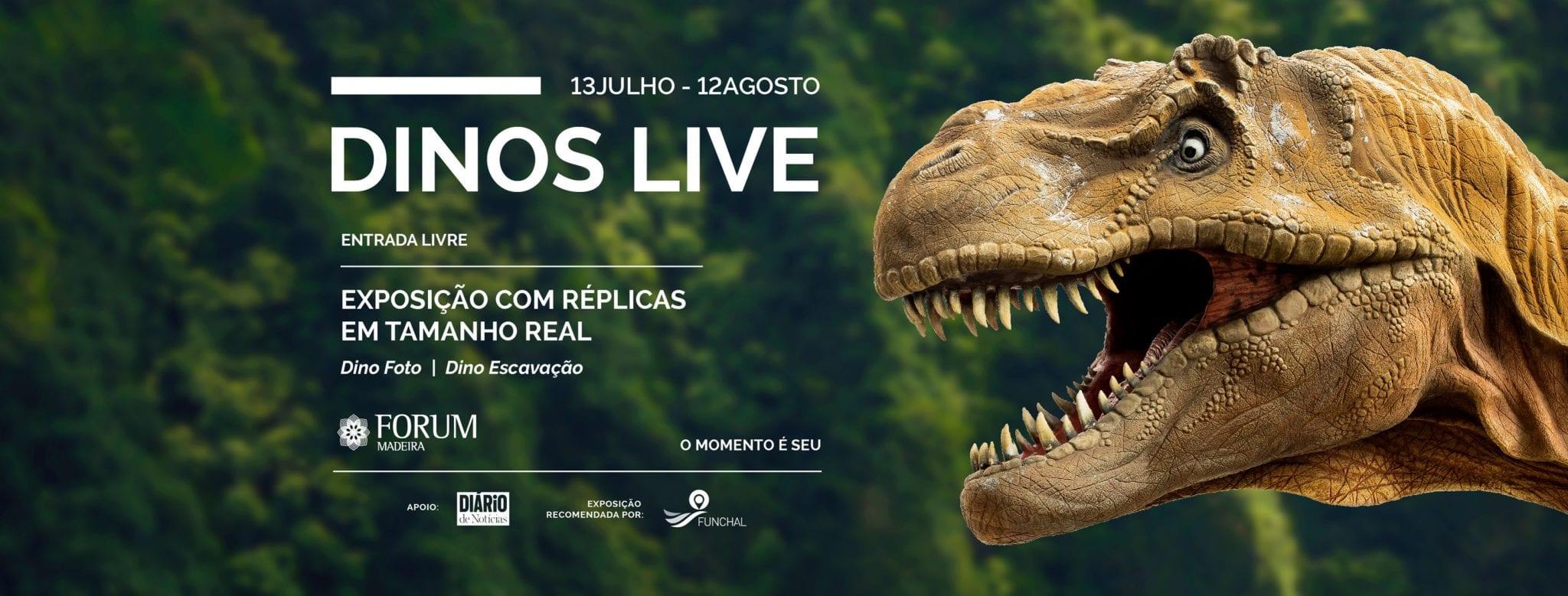 Dinos Live