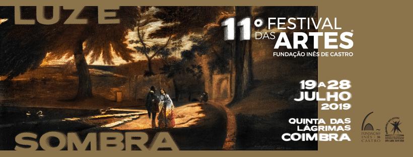 Festival das Artes 2019 Luz e Sombra