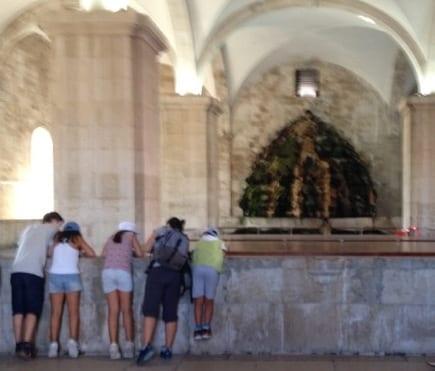 Visita-Jogo: do Aqueduto ao Reservatório da Patriarcal