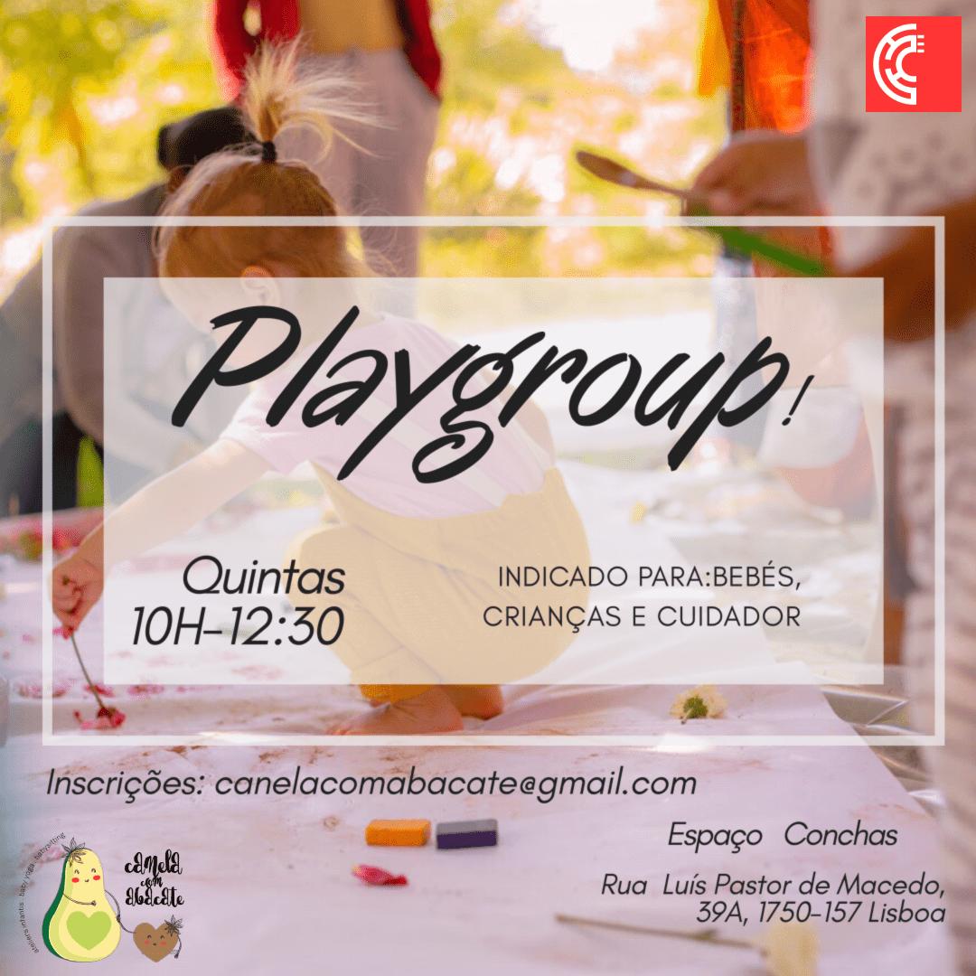 Playgroup Espaço Conchas