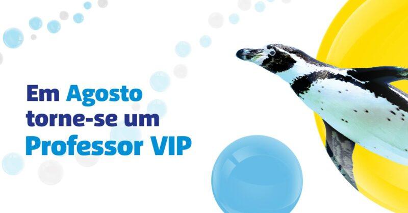 Os professores não pagam entrada no SEA LIFE Porto em agosto!