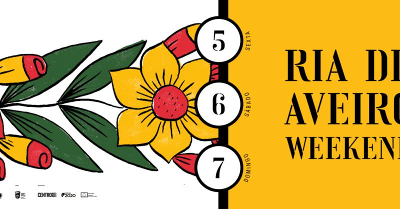 Ria de Aveiro Weekend regressa entre 5 e 7 de julho!