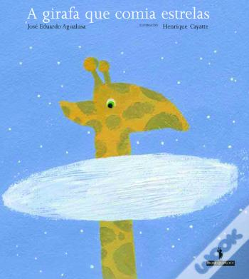 a girafa que comia estrelas