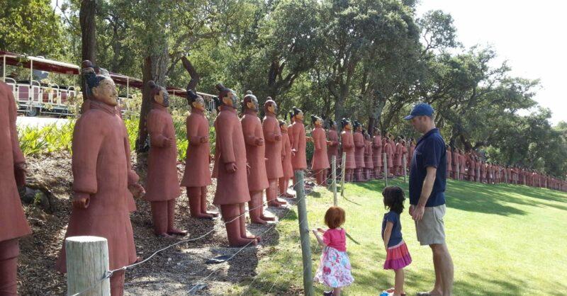 Bacalhôa Buddha Eden: o maior jardim oriental da Europa!