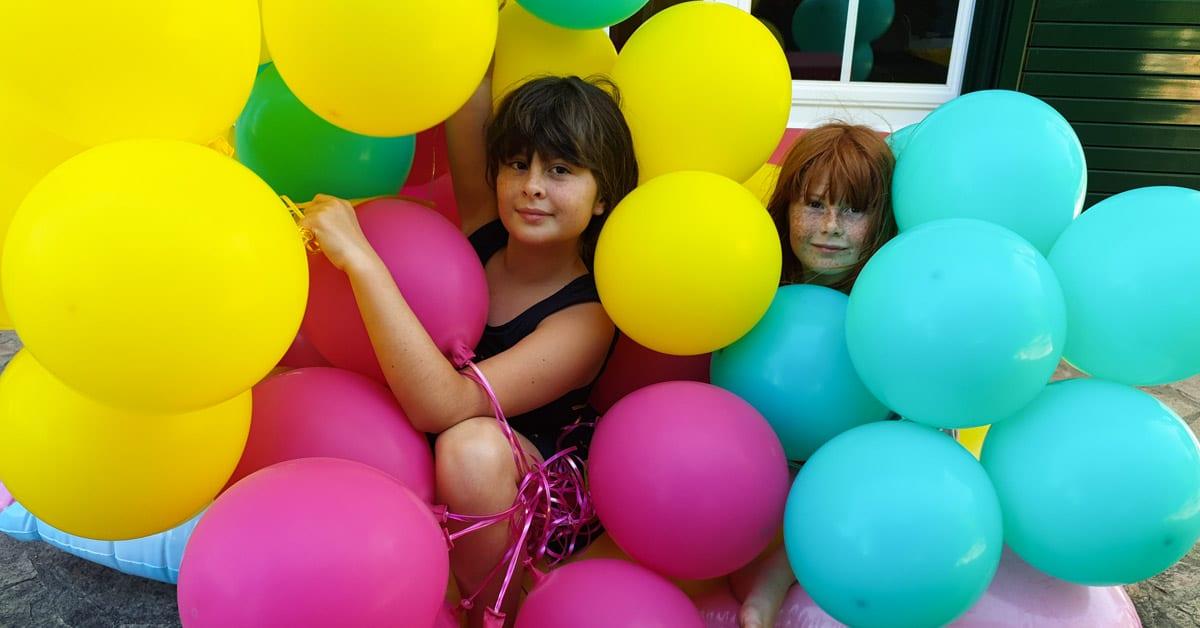 Bunch o balloons - balões para festa