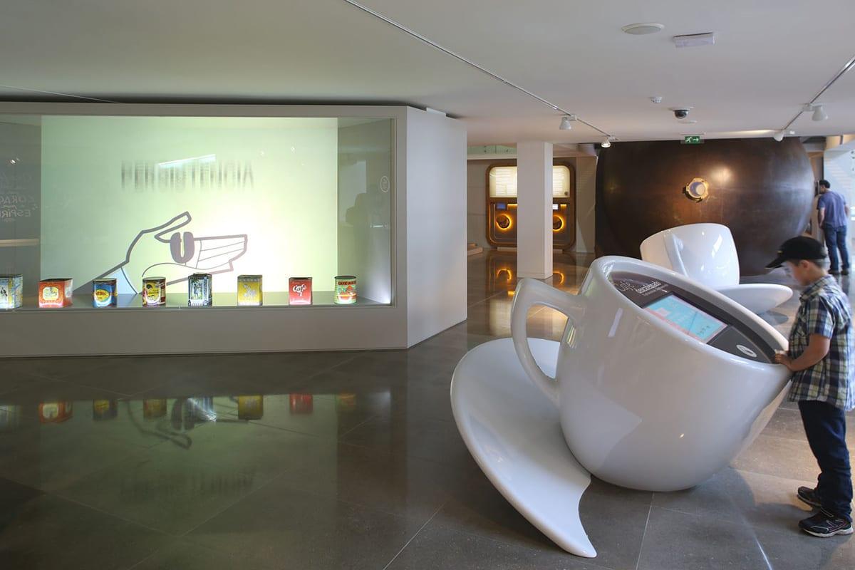 centro ciência do café