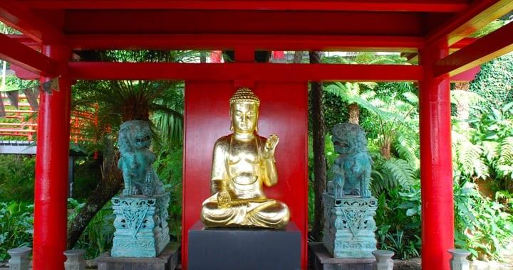 Jardins Orientais Jardim Tropical Monte Palace