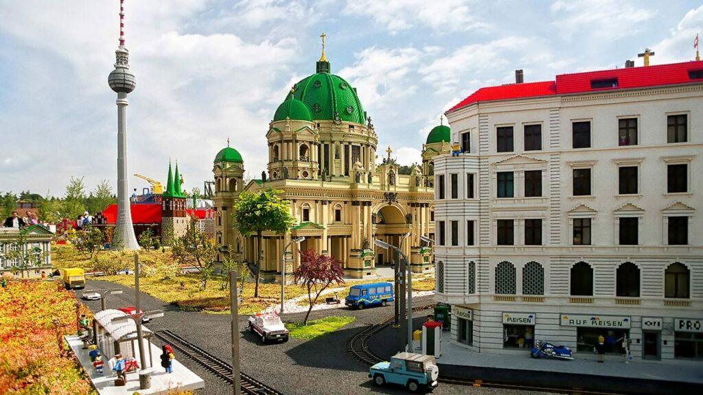Legoland Alemanha - Miniland