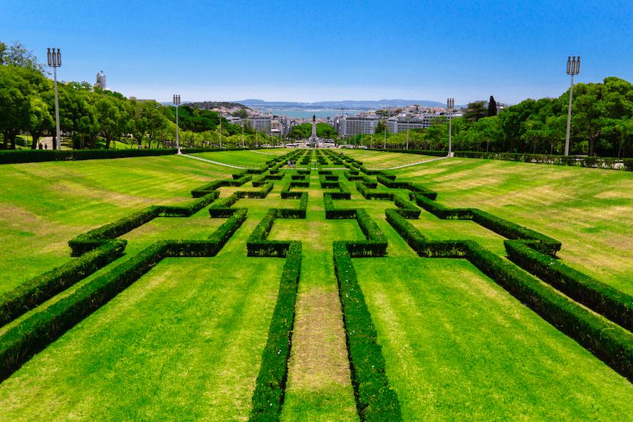 Parques em Lisboa