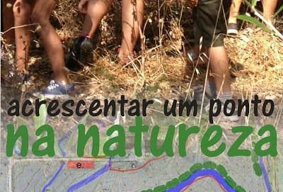 Acrescentar um Ponto na Natureza – Oficina Artística em Contexto Rural