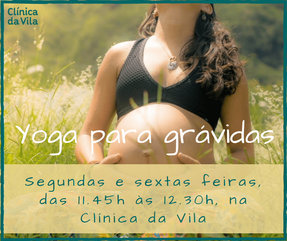 Yoga para grávidas