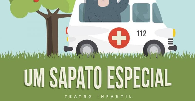 """Teatro Infantil """"Um Sapato Especial"""""""