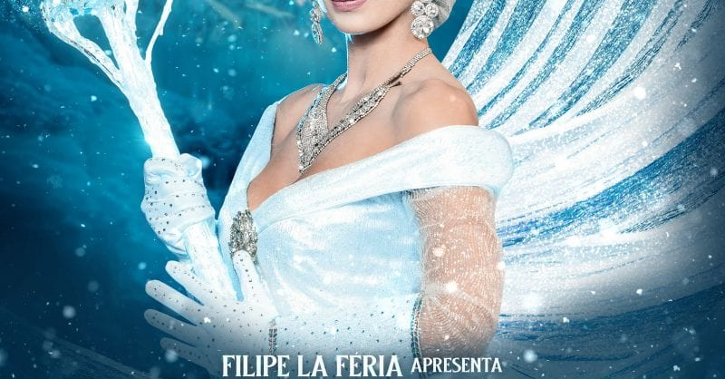 Sessões Suspensas – A Rainha da Neve no Teatro Politeama: o novo musical do Filipe La Féria!