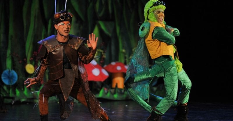 """Dona Natureza"" – Teatro Musical"