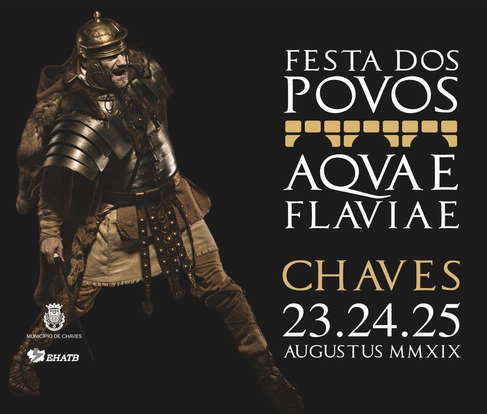 Festa dos Povos Chaves Aquae 2019