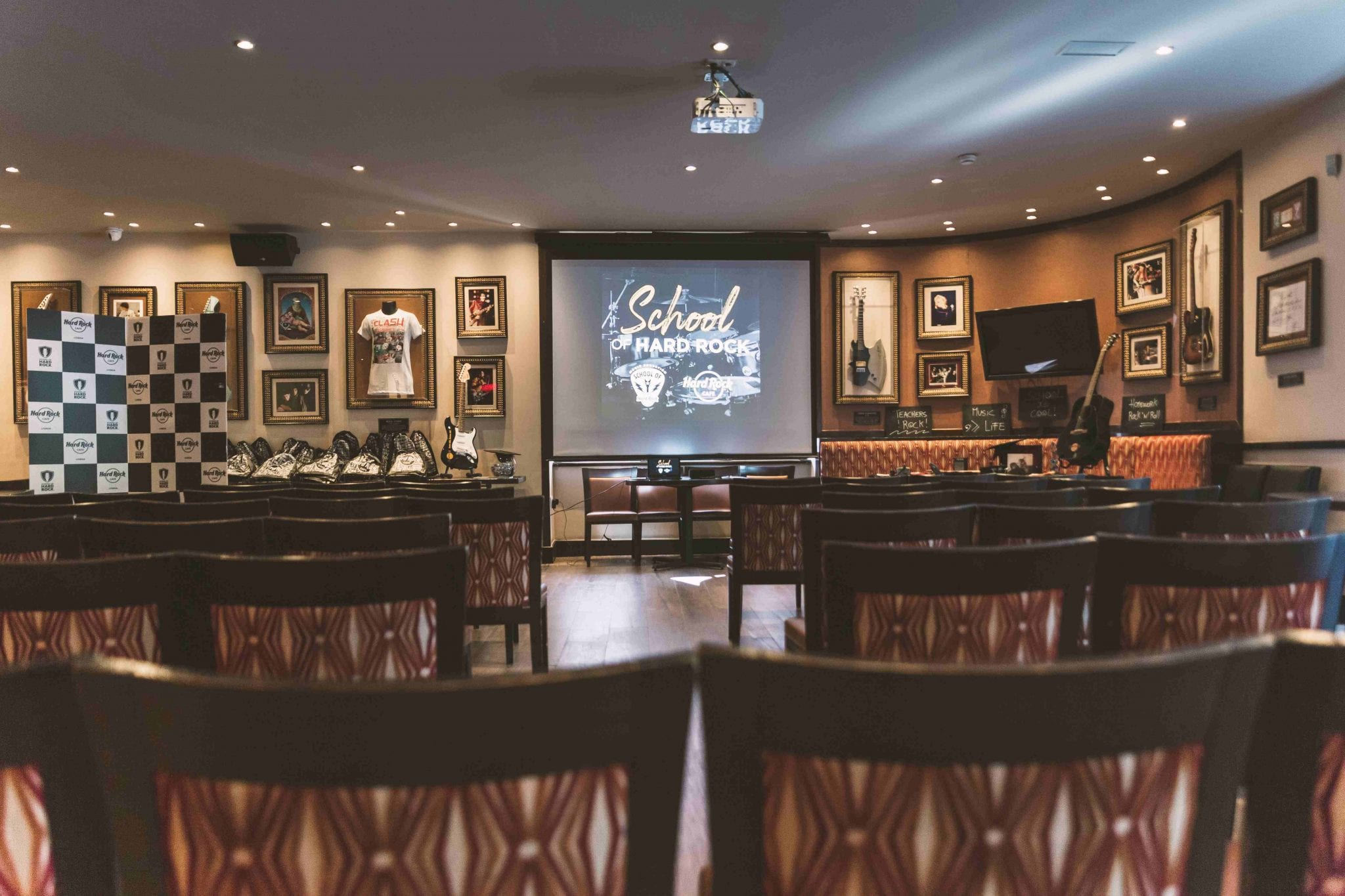 Hard Rock Cafe Lisboa_Escola do Hard Rock_2019_