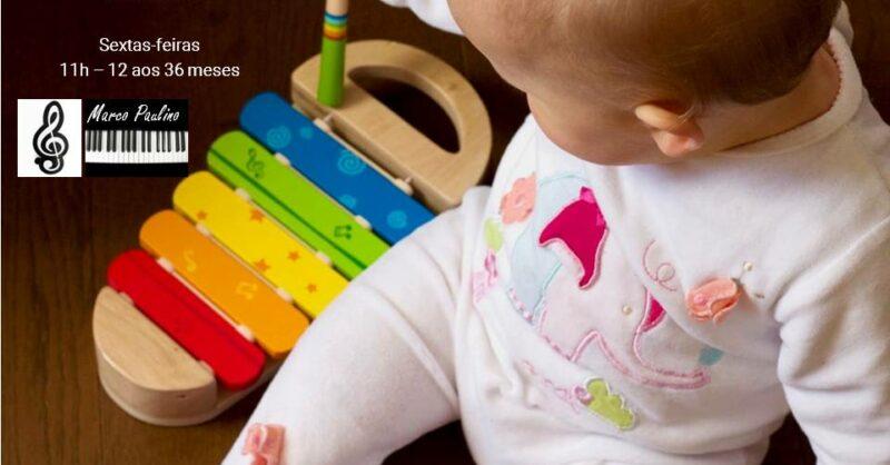 Música para Bebés na Baixinhos & Gigantes
